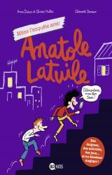 page album Mène l'enquête avec Anatole Latuile