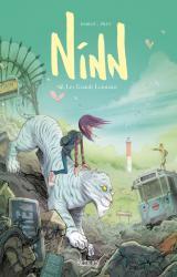 couverture de l'album Ninn T.2 les Grands Lointains
