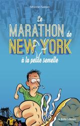 couverture de l'album Le Marathon de New York à la petite semelle