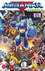 page album Megaman Gigamix T.1