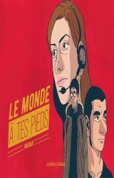couverture de l'album Le Monde à tes pieds