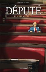 couverture de l'album Le député, la noble assemblée
