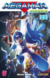 page album Megaman Gigamix T.3