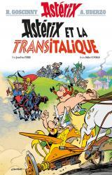 couverture de l'album Astérix et la Transitalique
