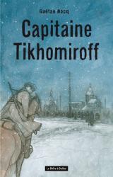 couverture de l'album Capitaine Tikhomirof