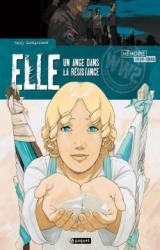 couverture de l'album Elle, un ange dans la résistance