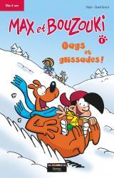 couverture de l'album Gags et Glissades !