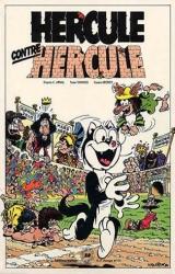 couverture de l'album Hercule contre Hercule