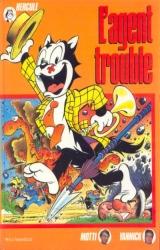 couverture de l'album L'agent trouble