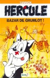 couverture de l'album Bazar de Grumlot!