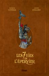 couverture de l'album Les 7 vies de l'épervier - Intégrale noir & blanc