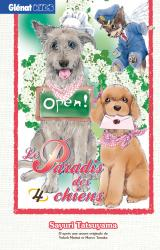 page album Le paradis des chiens T.4