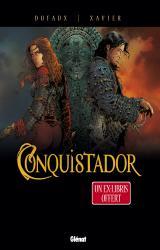 page album Conquistador - Coffret Tomes 03 et 04