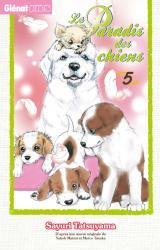 page album Le paradis des chiens T.5