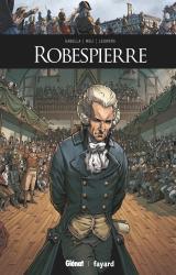 couverture de l'album Robespierre