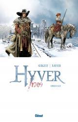 page album Hyver 1709 - Coffret T.1 et 2