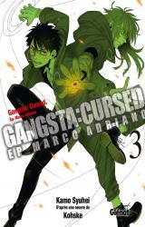 page album Gangsta Cursed T.3