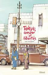 couverture de l'album Tokyo, amour et libertés