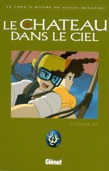 page album Le Château dans le ciel T.3