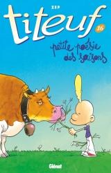 page album Petite Poésie des Saisons