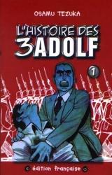 couverture de l'album Histoire des 3 Adolf (L'), T.1