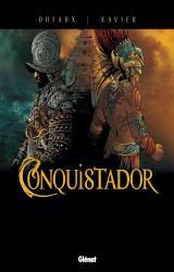 page album Conquistador - Coffret Tomes 1 et 2