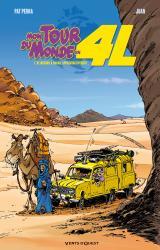 couverture de l'album De Meudon à Dakar, approximativement...