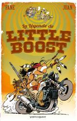 couverture de l'album La Légende de Little Boost