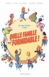 couverture de l'album Quelle famille formidable !