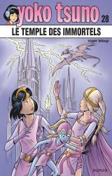 page album Le Temple des immortels