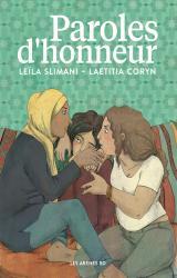 couverture de l'album Paroles d'honneur