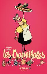 couverture de l'album Les Crannibales Intégrale 1
