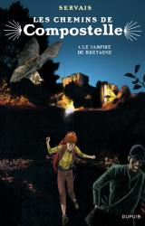 page album Le vampire de Bretagne (Edition spéciale)