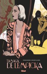 couverture de l'album Tamara de Lempicka, Une femme moderne