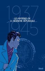 page album Les Mystères de la 3e République - Coffret