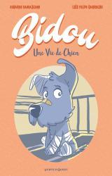 couverture de l'album Bidou, une vie de chien