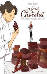 couverture de l'album Les Secrets du chocolat
