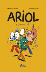 page album Le canard calé