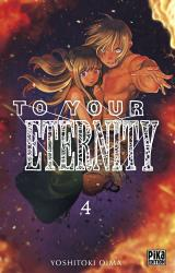 page album To Your Eternity T.4
