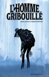 couverture de l'album L'Homme gribouillé
