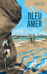 couverture de l'album Bleu amer