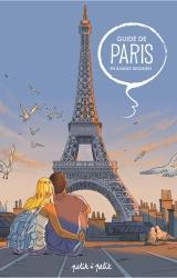 couverture de l'album Guide de Paris en bandes dessinées