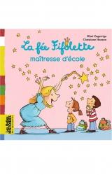 couverture de l'album La fée Fifolette maîtresse d'école