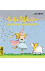 couverture de l'album La fée Fifolette déclenche des tempêtes