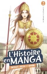 couverture de l'album L'antiquité grecque et romaine