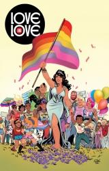 couverture de l'album Love is Love