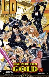 couverture de l'album One Piece Film - Gold