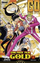 couverture de l'album One Piece - Gold T.2