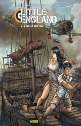 couverture de l'album Cobra Royal + Ex-libris