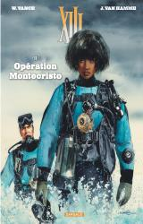 couverture de l'album Opération Montecristo